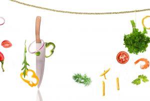 Ingredients of Mediterranean Food